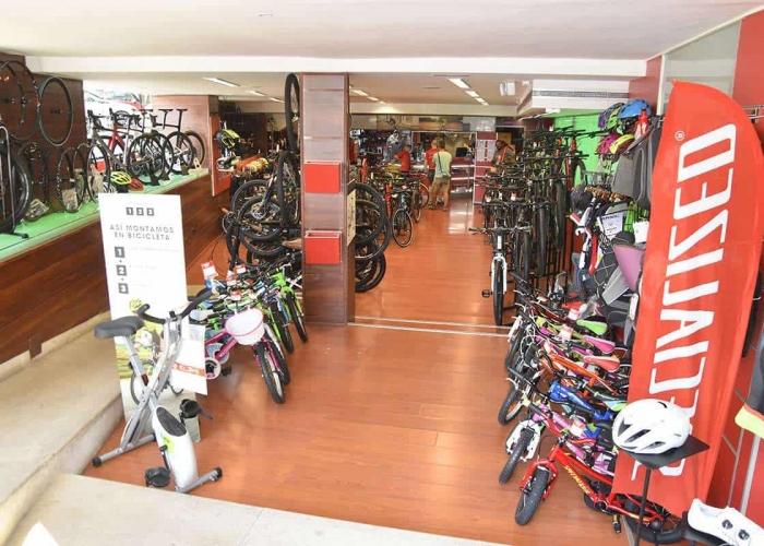 Xabia bikes Javea ramp