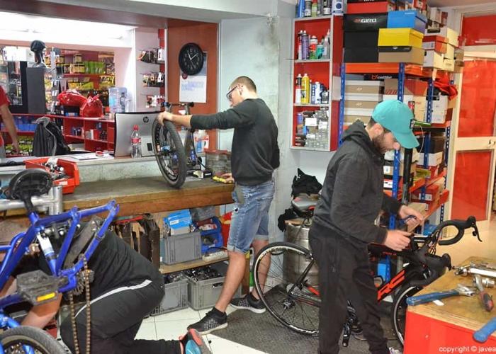 Xabia bikes, Javea recepetion