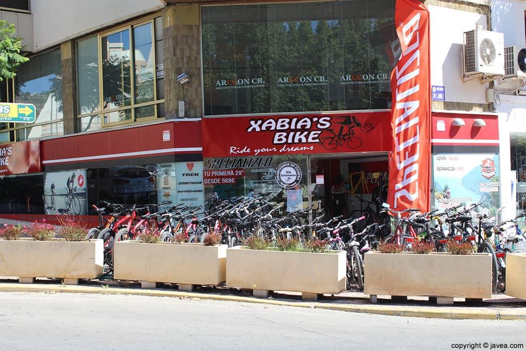 Xabia's Bikes, Javea Wheelchair support