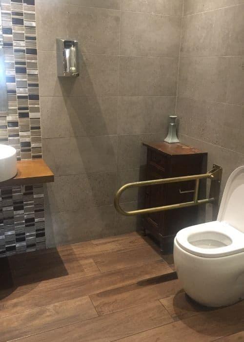 accessible toilet Taca port Javea