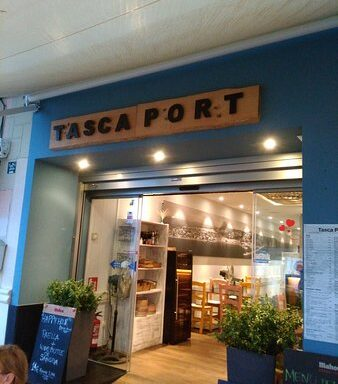 Tasca Port disabled access Javea